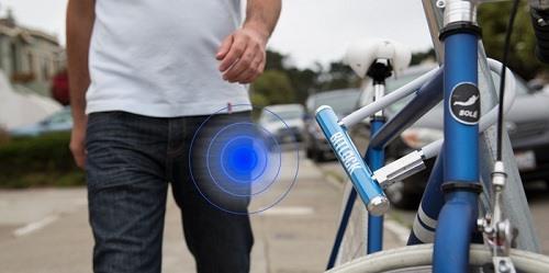 Bitlock-замок для велосипеда