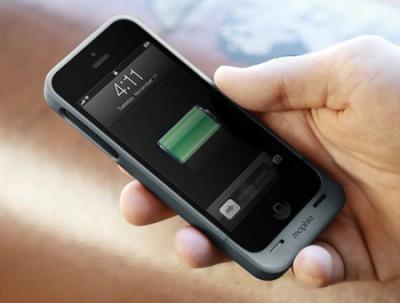 Чехол аккумулятор iPhone 5