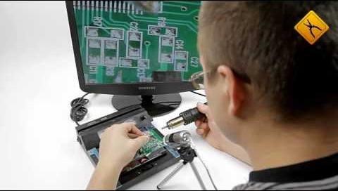 USB-микроскоп для пайки:
