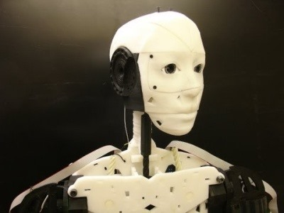 Робот-гуманоид из 3d принтера