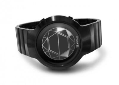 Часы-загадка Kisai Polygon