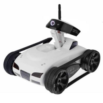 iSpy Tank - робот шпион с управлением от iPhone или iPad