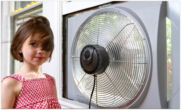 Бытовые вентиляторы. Выбор и преимущества