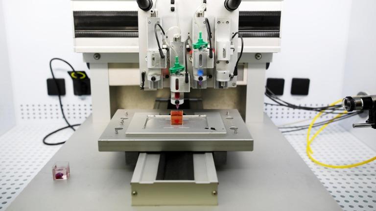 3D-принтер и 3D-печать. Технология создания объемных деталей