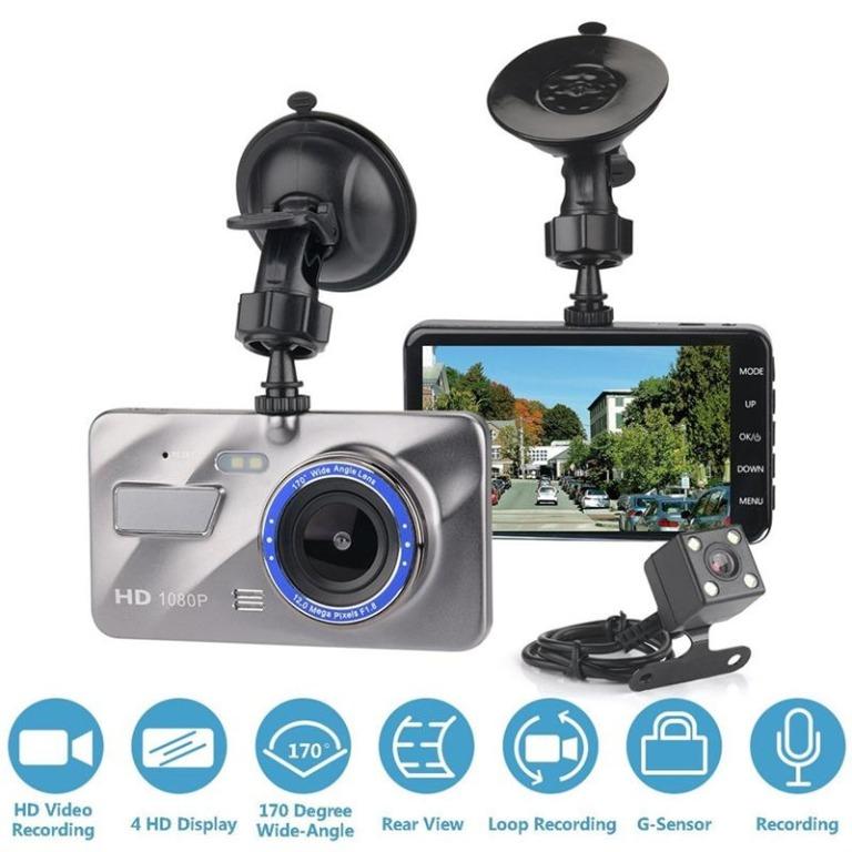Что такое автомобильный видеорегистратор?