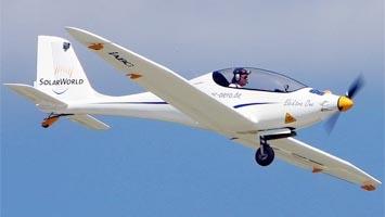 Elektra One: самолет на литий-ионной батарее