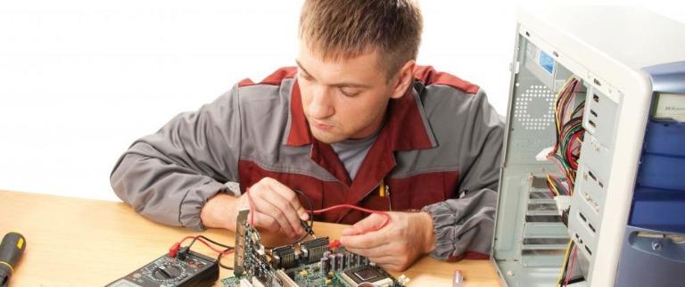 Куда обратиться по поводу ремонта компьютера?