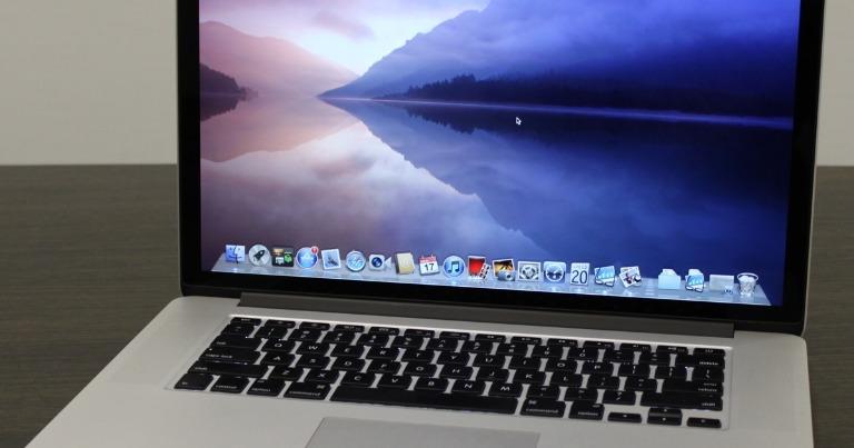 MacBook Pro 15 with Retina display – ноутбук с безупречным дизайном и алюминиевым корпусом Unibody