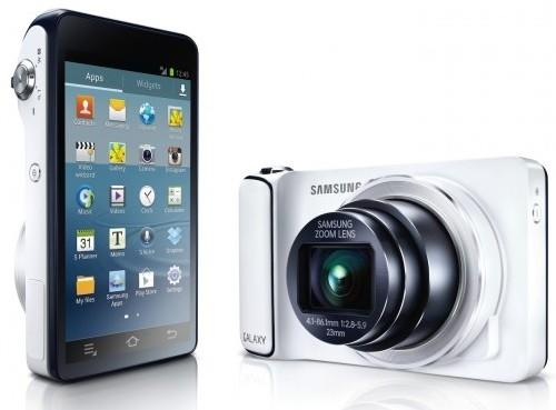 Новый фотоаппарат от Samsung на ОС Android