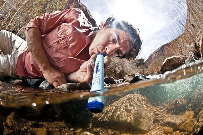 Портативные фильтры и очистители для воды