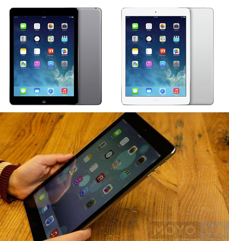 Преимущества iPad 3